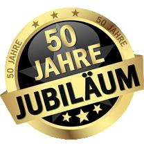 Logo 50 Jahre Jubiläum