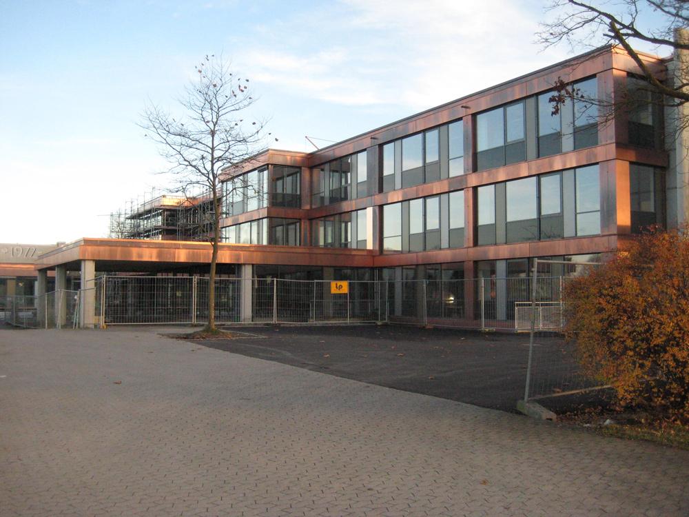 Bild Gymnasium Türkheim