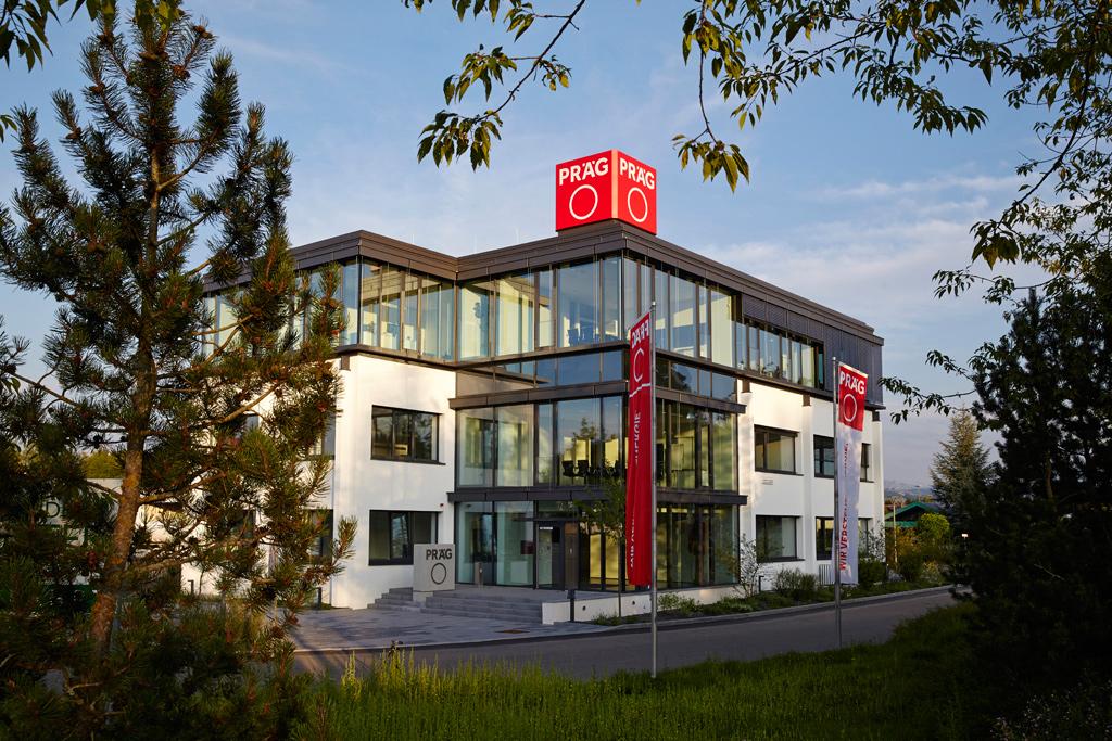 Bürogebäude Praeg in Kempten